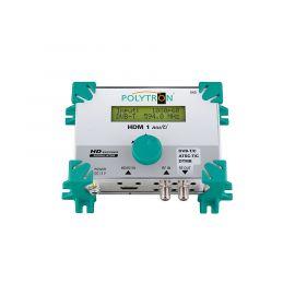 Polytron HDM-1 MULTI Modulator 1x HDMI > DVB-T/C , DTMB/ATSC