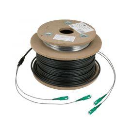 Polytron OFO 200 SC/APC 200 mtr. Optische Outdoor Kabel 2C