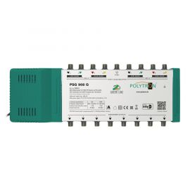 Polytron PSG 908 Q Multiswitch 9 in 8 uit