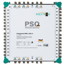 Polytron PSQ 1332 C Multiswitch cascade 13 in 32 uit