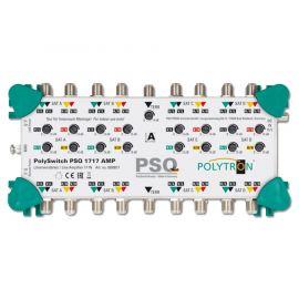 Polytron PSQ 1717 AMP Multiswitch lijnversterker 17in 17uit