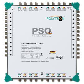 Polytron PSQ 1724 C Multiswitch cascade 17 in 24 uit