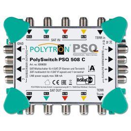 Polytron PSQ 508 C Multiswitch cascade 5 in 8 uit