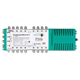 Polytron PSQ 516 P Multiswitch 5 in 16 uit, Quad&Quattro lnb