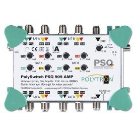 Polytron PSQ 909 AMP Multiswitch lijnversterker 9 in 9 uit