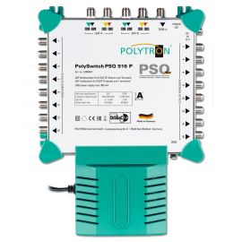 Polytron PSQ 916 P Multiswitch 9 in 16 uit