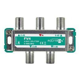 Polytron FV4 F-Splitter 4-voudig 5-1000 Mhz