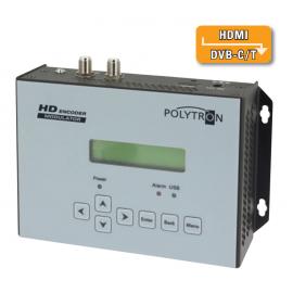 Polytron HDM-1 ULS Modulator HDMI->DVB T/C schakelb.