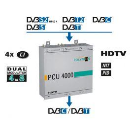 Polytron PCU4121 CI Compact Headend S2/T2/C>DVB-T(C)