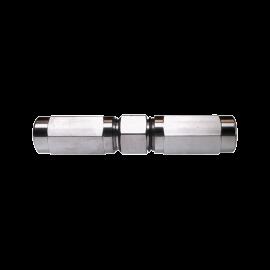 PPC H073-SPL Koppeling Coax 3 - Coax 3 (18mm)