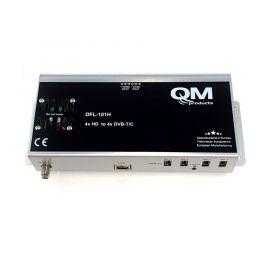 QM modulator DFL-101H 4xHDMI > DVB-T/C