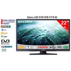 """Salora 22LED9109CTS2 22"""" led tv"""
