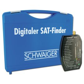Schwaiger SF9002 HD SET DVB-S2 inclusief Accupack in koffer