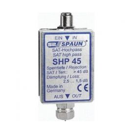 Spaun SHP-45 High Pass Filter E.O.L.