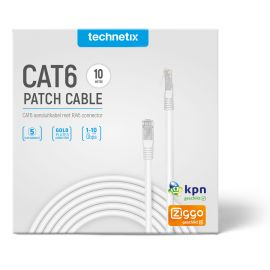 Technetix CAT6-10M-SHOP CAT6 Patchkabel 10 mtr.