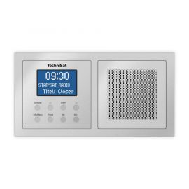Technisat DigitRadio UP 1, zilver (DAB+/FM, BT)