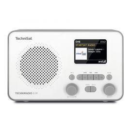Technisat Techniradio 6 IR, white grey