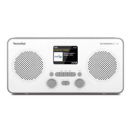 Technisat Techniradio 6 S IR, white grey