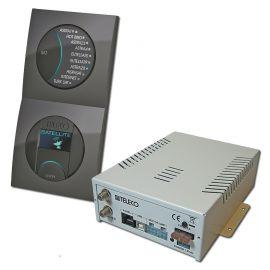 Teleco DVB-S2 blackbox upgrade set met bedieningspaneel (spare part 18360)