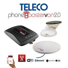 Teleco PhoneBooster VAN 2.0 , GSM/3G/4G Repeater
