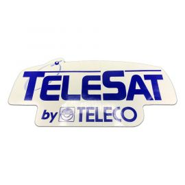 Teleco 17123 spare part Sticker schotel T.85