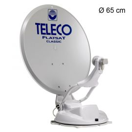 Teleco Flatsat Classic BT 65 SMART TWIN, P16 SAT, Bluetooth