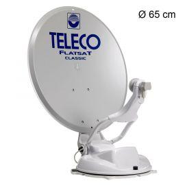 Teleco Flatsat Classic BT 65 SMART, Panel 16 SAT, Bluetooth