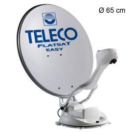 Teleco Flatsat Easy BT 65 SMART TWIN, P16 SAT, Bluetooth