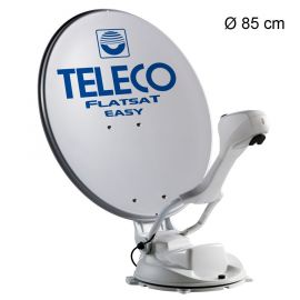 Teleco Flatsat Easy BT 85 SMART, Panel 16 SAT, Bluetooth