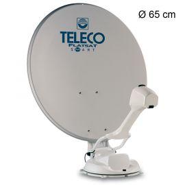 Teleco Flatsat Skew Easy SMART DiSEqC GPS (65 cm)