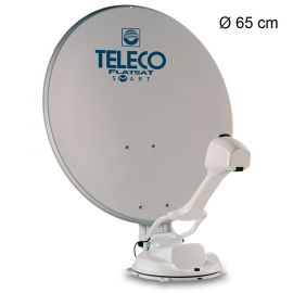 Teleco Flatsat SKEW Easy BT 65 SMART TWIN, P16 SAT,Bluetooth