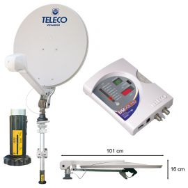 Teleco 18206 Voyager Digimatic 85cm incl. DSF90E HD