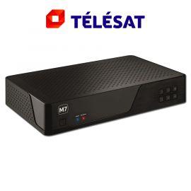 M7 MP201 HD PVR met 500 GB HDD en geïntegreerde Télésat smartcard