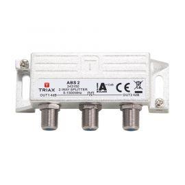 Triax ABS2 Splitter 2-voudig 1.3GHz DOCSIS 3.1 5-1300MHz