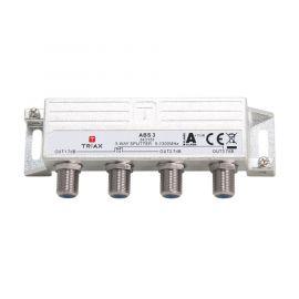 Triax ABS3 Splitter 3-voudig 1.3GHz DOCSIS 3.1 5-1300MHz