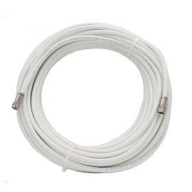 Triax Coaxkabel 20mtr incl. compressie F-connectoren
