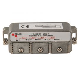 Triax ESS 4 splitter 4-weg