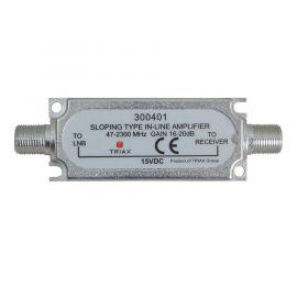 Triax Sat lijnversterker, 16-20dB, 47-2300 MHz
