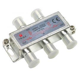 Triax SCS 4 coaxsplitter (4-weg)