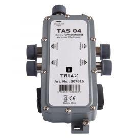 Triax TAS 04 - Active 4-way COAX splitter
