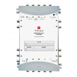 Triax TdSCR508 dSCR multiswitch 5 in 8 uit SkyUK SkyIT