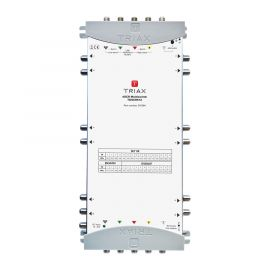 Triax TdSCR512 dSCR multiswitch 5 in 12 uit SkyUK SkyIT