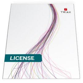 Triax TDX Alternative EIT source licentie