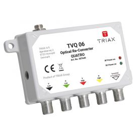 Triax TVQ 06 Opto Re-converter Quatro