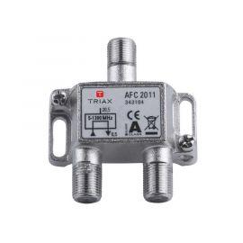 Triax AFC 2011 Tap 1-voudig 20.5dB 1.2 GHz
