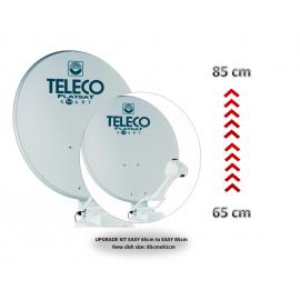 Teleco Upgrade Set EASY 65cm naar EASY 85cm