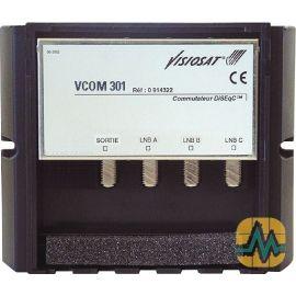 Cahors/Visiosat VCOM 301 DiSEqC 1.0 switch