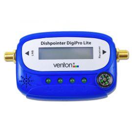 Venton Dishpointer Digi Pro LCD Lite Travelsat Satfinder