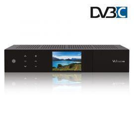 VU+ DUO 4K UHD 1x DVB-C FBC Twin Tuner PVR Ready