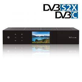 VU+ DUO 4K UHD 1x DVB-S2X + C FBC COMBO Twin PVRRdy op=op